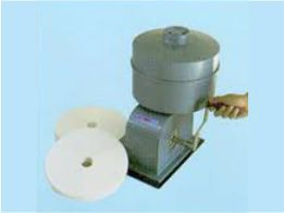 Centrifuge Extractor Test Set (Hand Operated)