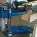 core drilling test set alat uji sipil media sarana teknik bandung