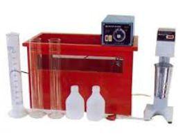 hydrometer analysis test set alat uji sipil media sarana teknik bandung