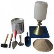 Sand Cone Test Set