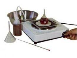 specific gravity heating method alat uji sipil media sarana teknik bandung