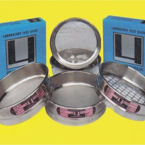 8 -Inches Stainless Steel  Sieve