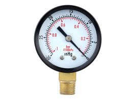 Vacuum Manometer (For Measuring)