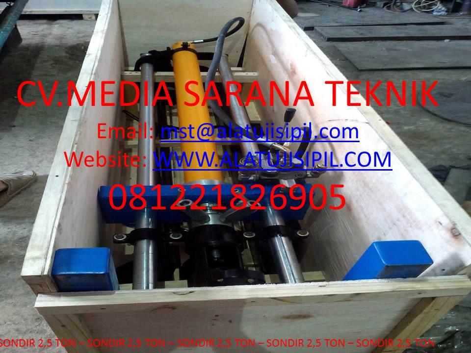 Sondir 2 5 Ton Media Sarana Teknik